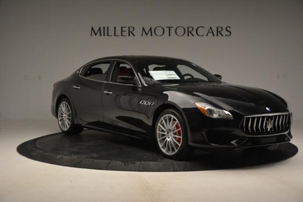 New 2017 Maserati Quattroporte S Q4 GranSport for sale Sold at Alfa Romeo of Greenwich in Greenwich CT 06830 11