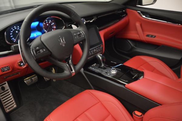 New 2017 Maserati Quattroporte S Q4 GranSport for sale Sold at Alfa Romeo of Greenwich in Greenwich CT 06830 13