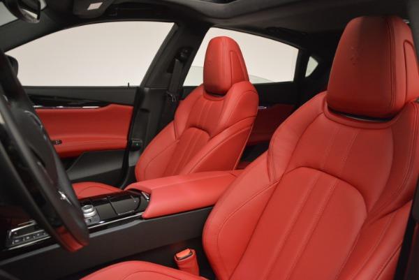 New 2017 Maserati Quattroporte S Q4 GranSport for sale Sold at Alfa Romeo of Greenwich in Greenwich CT 06830 14