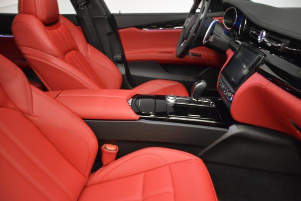 New 2017 Maserati Quattroporte S Q4 GranSport for sale Sold at Alfa Romeo of Greenwich in Greenwich CT 06830 20