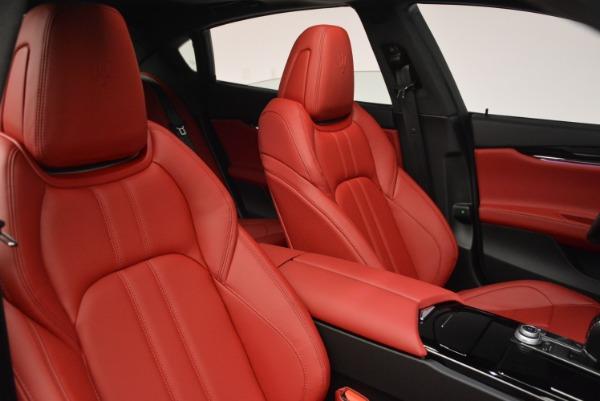 New 2017 Maserati Quattroporte S Q4 GranSport for sale Sold at Alfa Romeo of Greenwich in Greenwich CT 06830 21