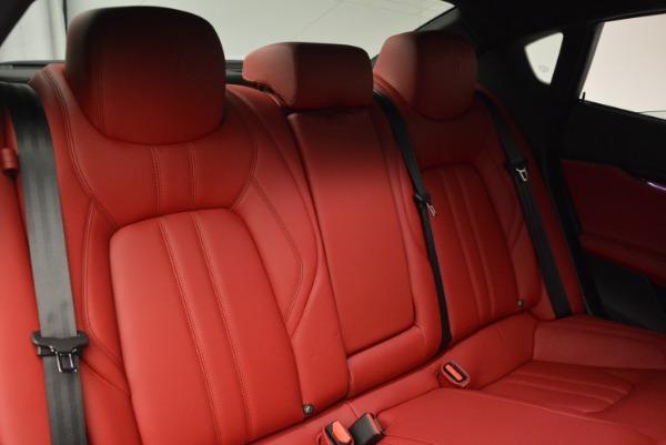 New 2017 Maserati Quattroporte S Q4 GranSport for sale Sold at Alfa Romeo of Greenwich in Greenwich CT 06830 22