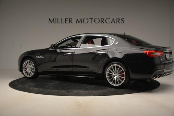 New 2017 Maserati Quattroporte S Q4 GranSport for sale Sold at Alfa Romeo of Greenwich in Greenwich CT 06830 4