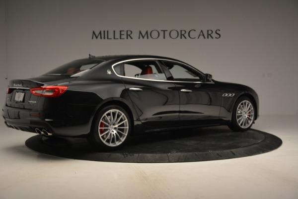 New 2017 Maserati Quattroporte S Q4 GranSport for sale Sold at Alfa Romeo of Greenwich in Greenwich CT 06830 8