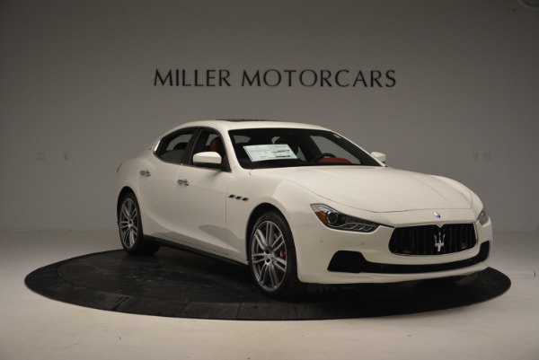 Used 2017 Maserati Ghibli S Q4 for sale $51,900 at Alfa Romeo of Greenwich in Greenwich CT 06830 11