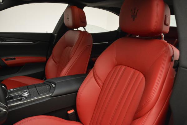 Used 2017 Maserati Ghibli S Q4 for sale $51,900 at Alfa Romeo of Greenwich in Greenwich CT 06830 15