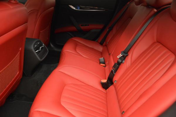 Used 2017 Maserati Ghibli S Q4 for sale $51,900 at Alfa Romeo of Greenwich in Greenwich CT 06830 18