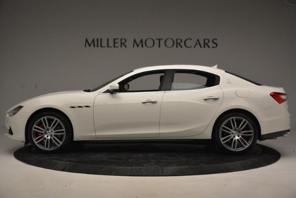 Used 2017 Maserati Ghibli S Q4 for sale $51,900 at Alfa Romeo of Greenwich in Greenwich CT 06830 3
