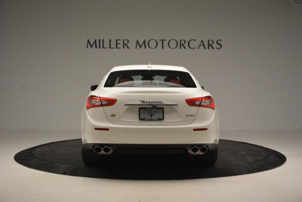 Used 2017 Maserati Ghibli S Q4 for sale $51,900 at Alfa Romeo of Greenwich in Greenwich CT 06830 6