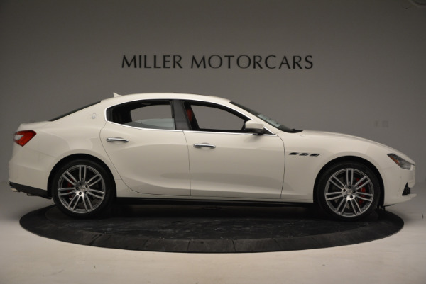 Used 2017 Maserati Ghibli S Q4 for sale $51,900 at Alfa Romeo of Greenwich in Greenwich CT 06830 9
