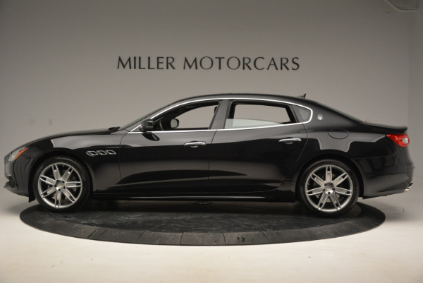 New 2017 Maserati Quattroporte S Q4 GranLusso for sale Sold at Alfa Romeo of Greenwich in Greenwich CT 06830 3