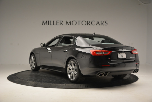 New 2017 Maserati Quattroporte S Q4 GranLusso for sale Sold at Alfa Romeo of Greenwich in Greenwich CT 06830 5