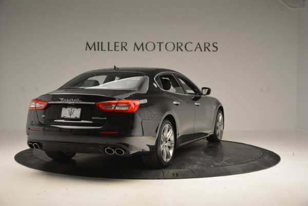 New 2017 Maserati Quattroporte S Q4 GranLusso for sale Sold at Alfa Romeo of Greenwich in Greenwich CT 06830 7