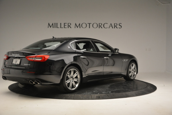 New 2017 Maserati Quattroporte S Q4 GranLusso for sale Sold at Alfa Romeo of Greenwich in Greenwich CT 06830 8