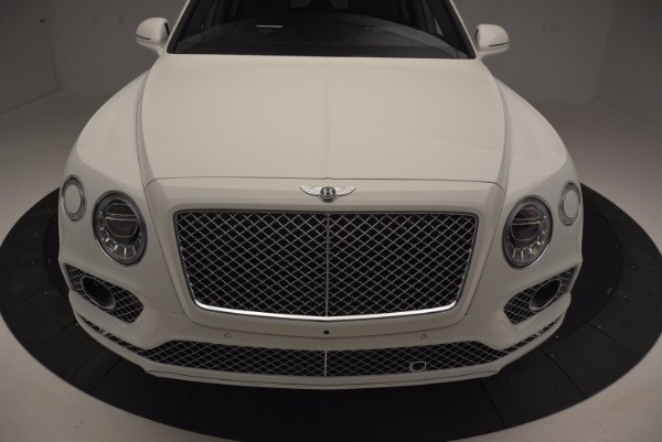 New 2017 Bentley Bentayga for sale Sold at Alfa Romeo of Greenwich in Greenwich CT 06830 13