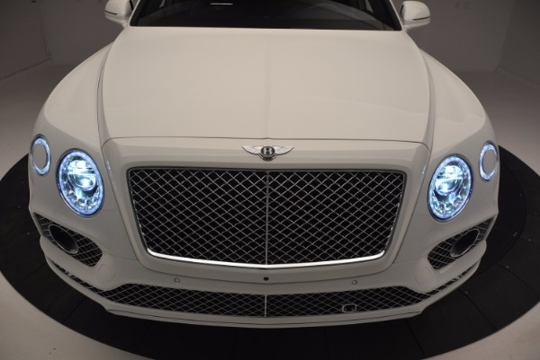 New 2017 Bentley Bentayga for sale Sold at Alfa Romeo of Greenwich in Greenwich CT 06830 17