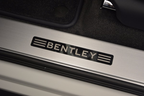 New 2017 Bentley Bentayga for sale Sold at Alfa Romeo of Greenwich in Greenwich CT 06830 28
