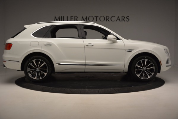 New 2017 Bentley Bentayga for sale Sold at Alfa Romeo of Greenwich in Greenwich CT 06830 9