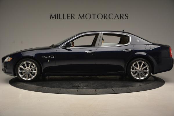 Used 2010 Maserati Quattroporte S for sale Sold at Alfa Romeo of Greenwich in Greenwich CT 06830 3