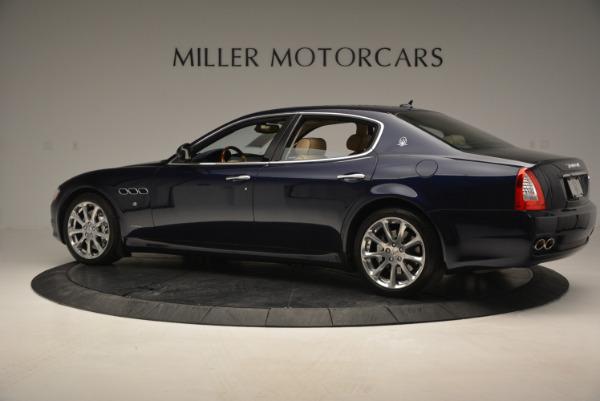 Used 2010 Maserati Quattroporte S for sale Sold at Alfa Romeo of Greenwich in Greenwich CT 06830 4