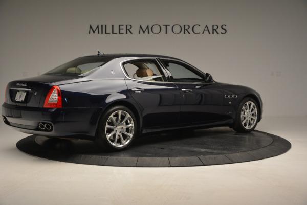 Used 2010 Maserati Quattroporte S for sale Sold at Alfa Romeo of Greenwich in Greenwich CT 06830 8