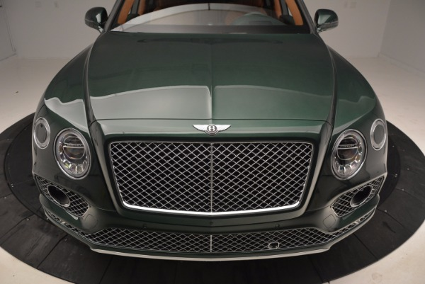 Used 2017 Bentley Bentayga W12 for sale $139,900 at Alfa Romeo of Greenwich in Greenwich CT 06830 13