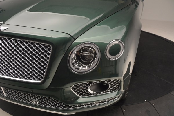 Used 2017 Bentley Bentayga W12 for sale $139,900 at Alfa Romeo of Greenwich in Greenwich CT 06830 14
