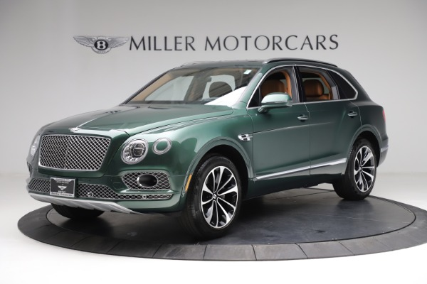 Used 2017 Bentley Bentayga W12 for sale $139,900 at Alfa Romeo of Greenwich in Greenwich CT 06830 2