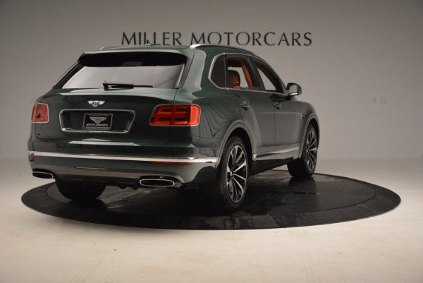 Used 2017 Bentley Bentayga W12 for sale $139,900 at Alfa Romeo of Greenwich in Greenwich CT 06830 7