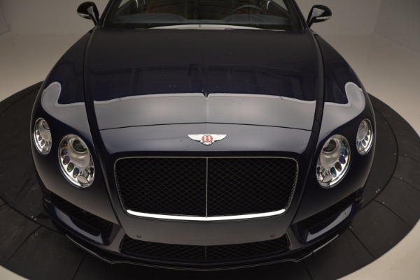 Used 2015 Bentley Continental GT V8 S for sale Sold at Alfa Romeo of Greenwich in Greenwich CT 06830 13