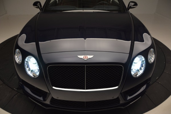 Used 2015 Bentley Continental GT V8 S for sale Sold at Alfa Romeo of Greenwich in Greenwich CT 06830 17