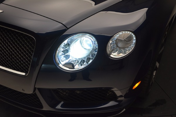 Used 2015 Bentley Continental GT V8 S for sale Sold at Alfa Romeo of Greenwich in Greenwich CT 06830 18