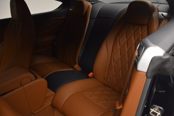 Used 2015 Bentley Continental GT V8 S for sale Sold at Alfa Romeo of Greenwich in Greenwich CT 06830 25