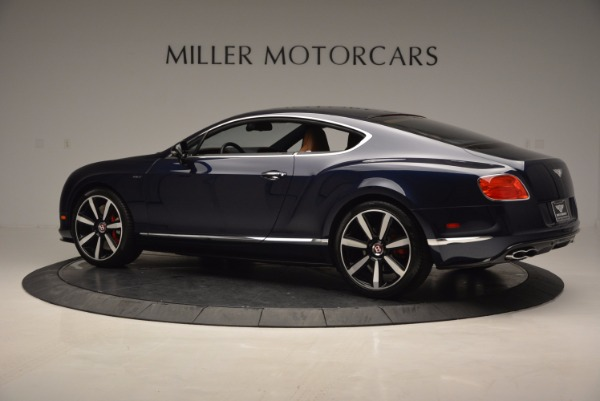 Used 2015 Bentley Continental GT V8 S for sale Sold at Alfa Romeo of Greenwich in Greenwich CT 06830 4