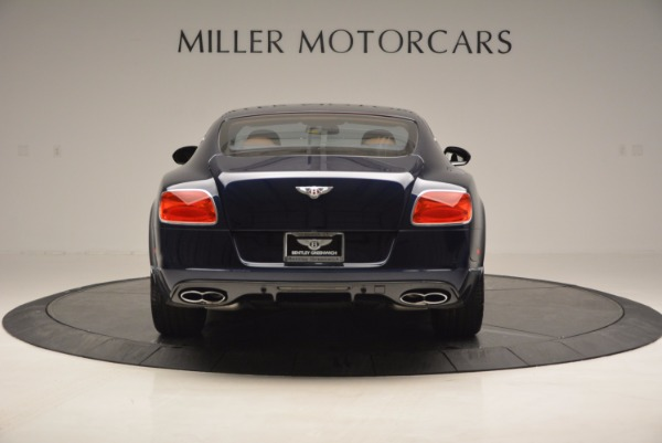 Used 2015 Bentley Continental GT V8 S for sale Sold at Alfa Romeo of Greenwich in Greenwich CT 06830 6