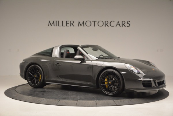 Used 2016 Porsche 911 Targa 4 GTS for sale Sold at Alfa Romeo of Greenwich in Greenwich CT 06830 10