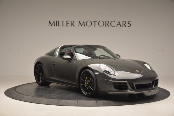 Used 2016 Porsche 911 Targa 4 GTS for sale Sold at Alfa Romeo of Greenwich in Greenwich CT 06830 11