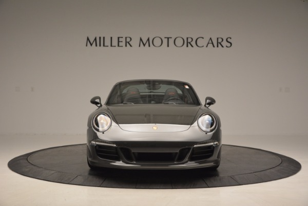 Used 2016 Porsche 911 Targa 4 GTS for sale Sold at Alfa Romeo of Greenwich in Greenwich CT 06830 12