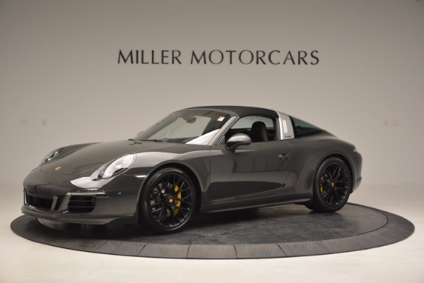 Used 2016 Porsche 911 Targa 4 GTS for sale Sold at Alfa Romeo of Greenwich in Greenwich CT 06830 13