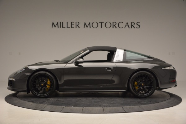 Used 2016 Porsche 911 Targa 4 GTS for sale Sold at Alfa Romeo of Greenwich in Greenwich CT 06830 14