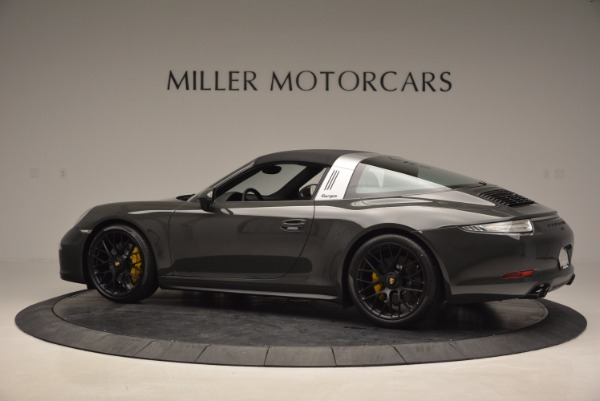 Used 2016 Porsche 911 Targa 4 GTS for sale Sold at Alfa Romeo of Greenwich in Greenwich CT 06830 15