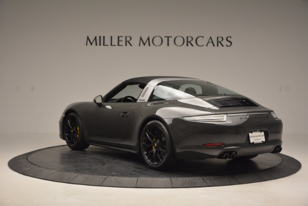 Used 2016 Porsche 911 Targa 4 GTS for sale Sold at Alfa Romeo of Greenwich in Greenwich CT 06830 16