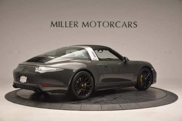 Used 2016 Porsche 911 Targa 4 GTS for sale Sold at Alfa Romeo of Greenwich in Greenwich CT 06830 19