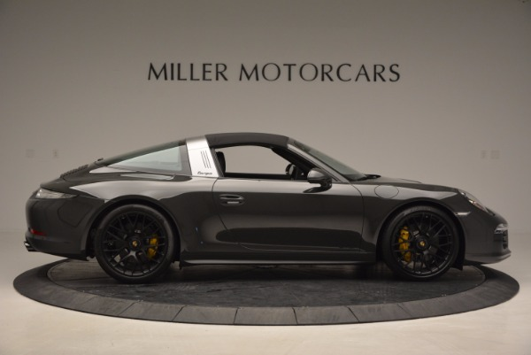 Used 2016 Porsche 911 Targa 4 GTS for sale Sold at Alfa Romeo of Greenwich in Greenwich CT 06830 20