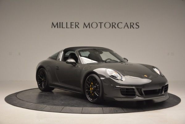 Used 2016 Porsche 911 Targa 4 GTS for sale Sold at Alfa Romeo of Greenwich in Greenwich CT 06830 22