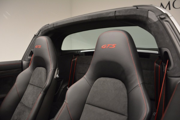 Used 2016 Porsche 911 Targa 4 GTS for sale Sold at Alfa Romeo of Greenwich in Greenwich CT 06830 26