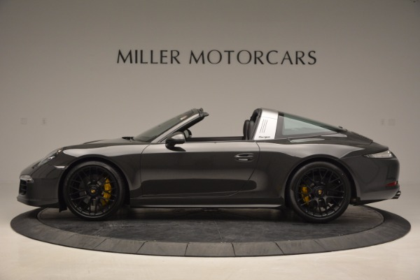 Used 2016 Porsche 911 Targa 4 GTS for sale Sold at Alfa Romeo of Greenwich in Greenwich CT 06830 3