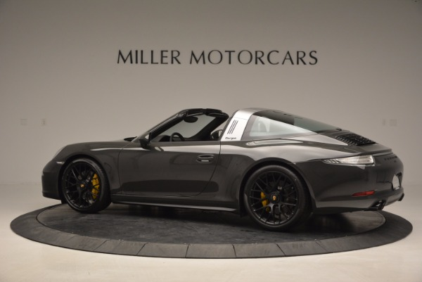 Used 2016 Porsche 911 Targa 4 GTS for sale Sold at Alfa Romeo of Greenwich in Greenwich CT 06830 4