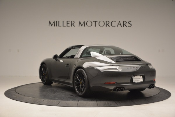 Used 2016 Porsche 911 Targa 4 GTS for sale Sold at Alfa Romeo of Greenwich in Greenwich CT 06830 5
