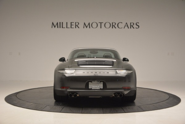 Used 2016 Porsche 911 Targa 4 GTS for sale Sold at Alfa Romeo of Greenwich in Greenwich CT 06830 6